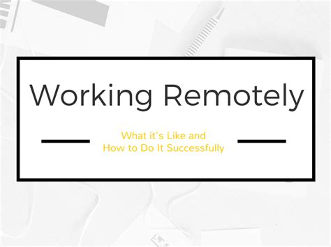 how to a working working remotely what it s like and how to do it successfully in marketing we trust
