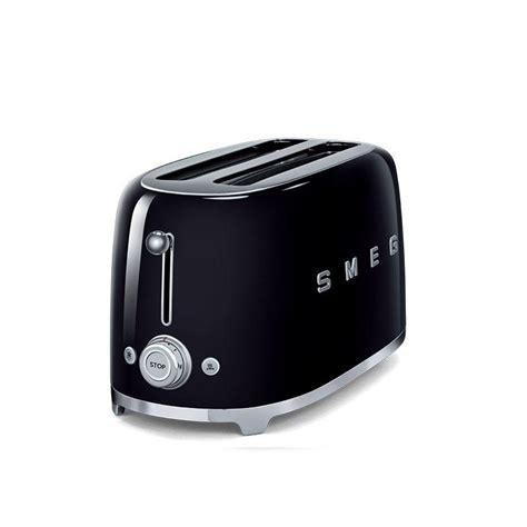 Black Retro Toaster Smeg Tsf02bluk Retro 4 Slice Toaster Black