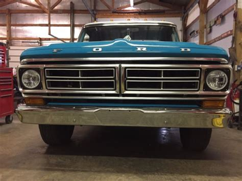 72 ford f100 72 ford f100 ranger xlt for sale in sunman indiana