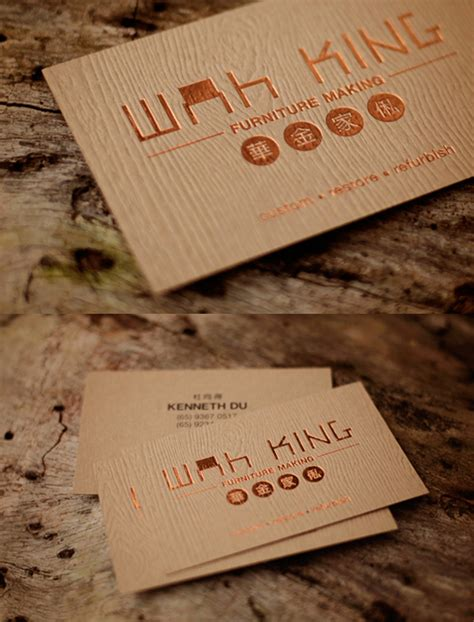 creative names for woodworking business furniture business card cardobserver