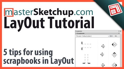 sketchup layout scrapbook download free 5 tips for using scrapbooks in layout youtube