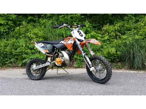 2012 Ktm 50 Sx For Sale 2012 Ktm Sx For Sale 13 Used Motorcycles From 2 025