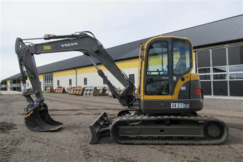 used volvo ecr88 plus gr 228 vmaskin mini excavators 7t 12t