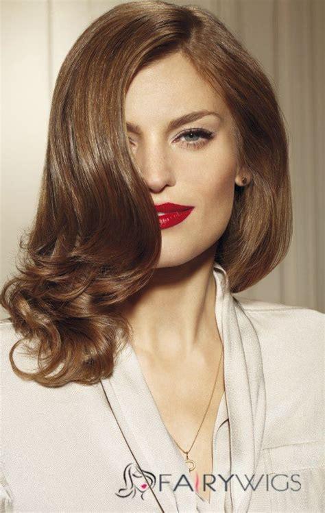 shoulder length precision haircuts 52 best brilliant brunettes images on pinterest cabello