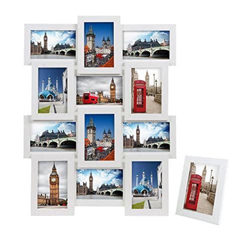parete di cornici sungle portafoto multiplo da parete cornice per foto in