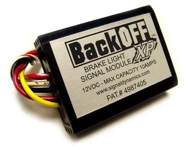 brake light module backoff xp brake light signal module