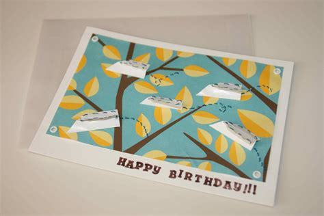 Cool Handmade Cards - tips to design the unique birthday cards birthday