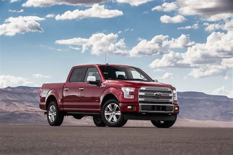 2017 Ford F 150 3.5 EcoBoost First Test: Gazing Head On