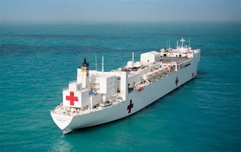 Usns Comfort Continues Cp 15 Deployment Naval Today