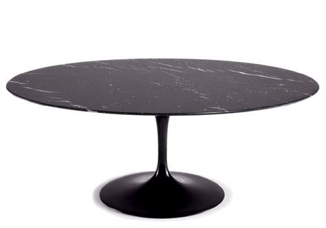 tavolo knoll saarinen ovale saarinen tavolino ovale in marmo knoll milia shop