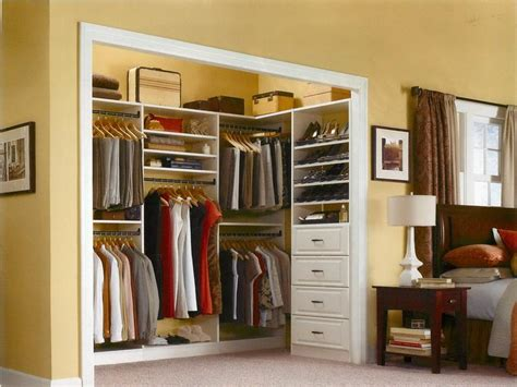 bedroom closet organizers ideas bedroom elfa closet system good choice for closet