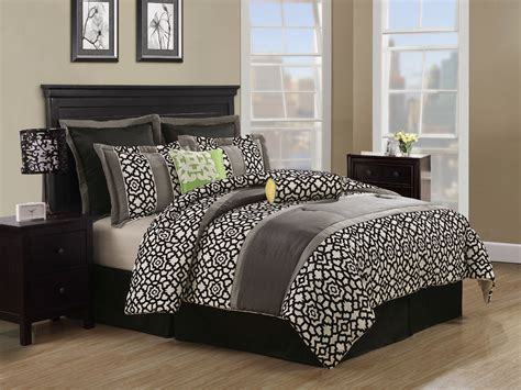 black and white geometric comforter gray and white geometric comforter for king bed with