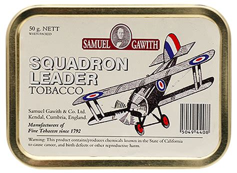 Samuel Gawith Squadron Leader samuel gawith squadron leader smokingpipes