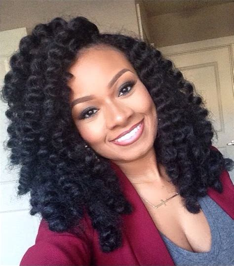what type of hair to do crochet braids 18 gorgeous crochet braids hairstyles highpe
