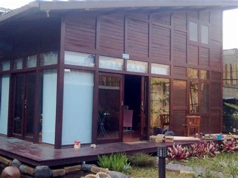 Ranjang Kayu Di Bandung jual rumah kayu jual joglo jual rumah kayu di bandung