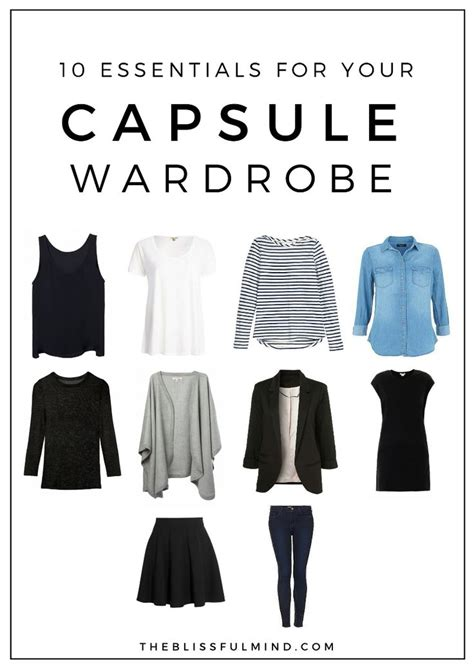 25 best ideas about basic wardrobe essentials on