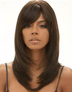how to cut hair with feathing and bangs 17 amazing feather cut hairstyles for indian women