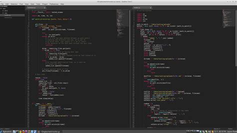 sublime text 3 theme manager from the mind of a nerd sublime 2 soda theme