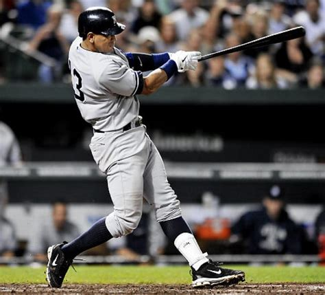alex rodriguez swing a grand milestone for a rod ny daily news