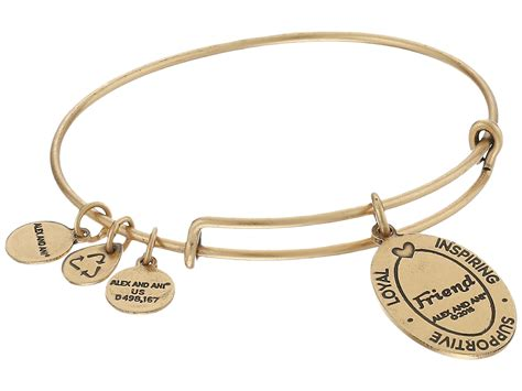 And Bracelet alex and ani because i you ii bracelet at zappos