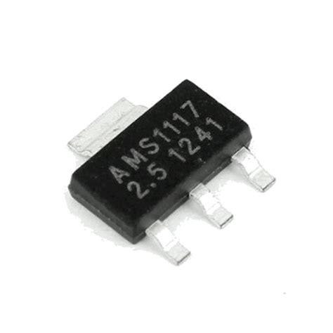 5v Voltage Regulator Smd by Buy Lm1117 2 5v Smd Voltage Regulator In India At