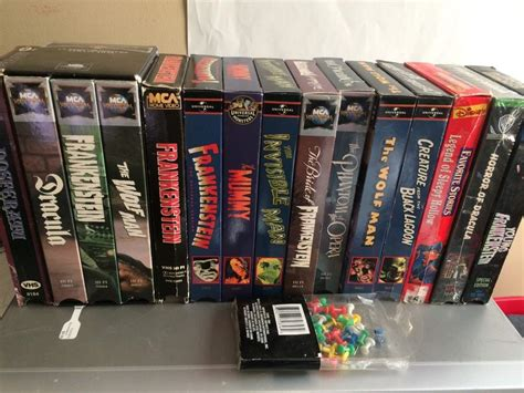 My Collection my vhs collection horror amino