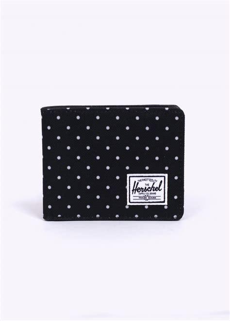 Samilon Polkadot Wallet herschel supply co hank wallet polka dot