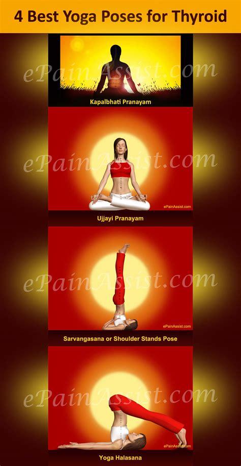 best for 4 best poses for thyroid kapalbhati ujjayi pranayam sarvangasana halasana