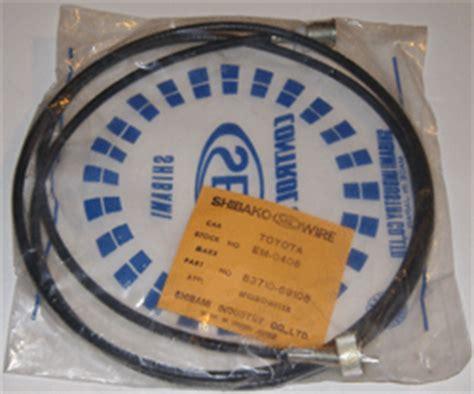 Kabel Speedometer Toyota Hardtop Fj40 speedometer cable 79 86 fj40 fj45 hj45 hj47 bj40 bj42 lhd