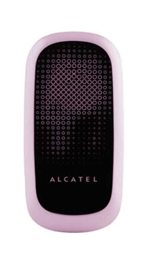 Shiny Review Alcatel Ot E230 Mobile Phone by Alcatel Pink Mobile