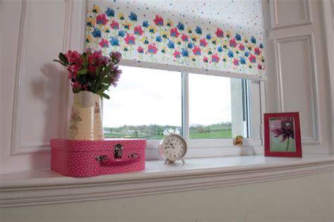 pink patterned roller blind splash pink patterned roller blind printed and