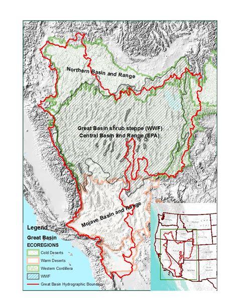 great basin usa map wiki great basin upcscavenger