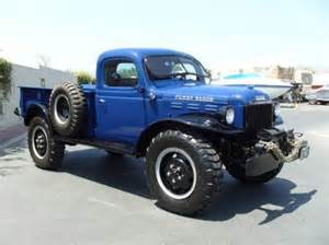 Dodge Power Wagon Wheels For Sale 1946 Dodge Power Wagon For Sale Imageevent 2016 Car