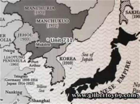japan section 731 experiments on humans were begun in 1936 unit 731 was