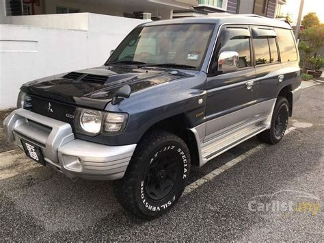 auto air conditioning repair 1997 mitsubishi pajero auto manual mitsubishi pajero 1997 3 5 in selangor automatic suv black for rm 38 888 3784849 carlist my