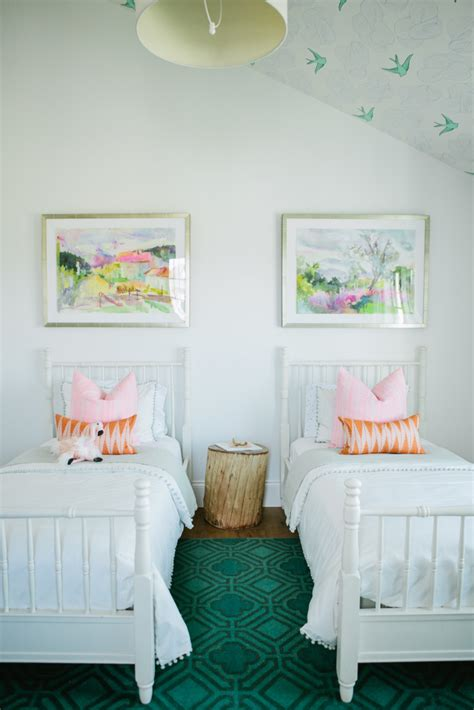 project x girl in bedroom the modern farmhouse project girl s bedroom house of