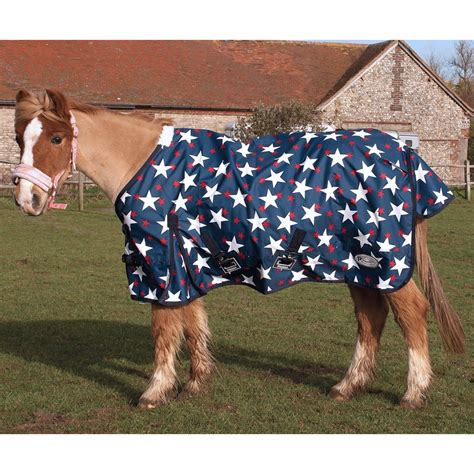 pony rug rhinegold 600d lightweight design foal small pony torrent turnout rug