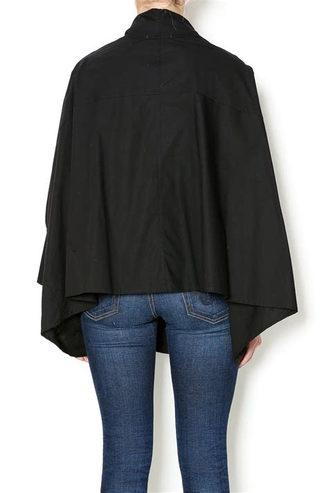 F Ribbon Top gracia black ribbon top from west by pink penguin