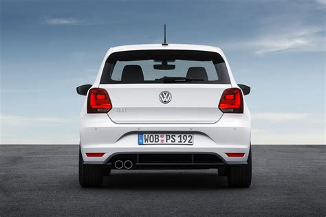 volkswagen polo 2015 2015 vw polo gti facelift gets new 190ps 1 8l turbo and