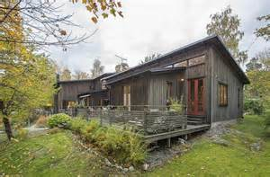 Hillside Cabin Plans a lovely modern country home in sweden adorable home