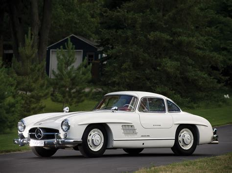 mercedes classic car mercedes benz 300 sl coupe w198 1954 1955 1956 1957