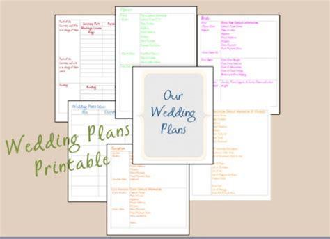 printable wedding planner worksheets 9 best images of wedding planner binder printable pages