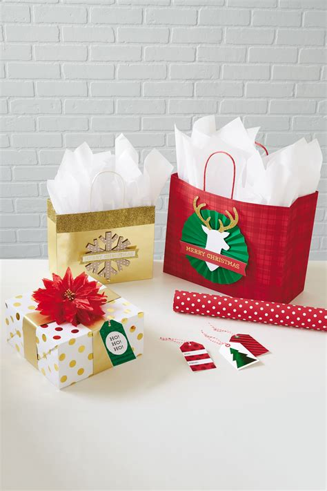 christmas gift wrap hallmark corporate