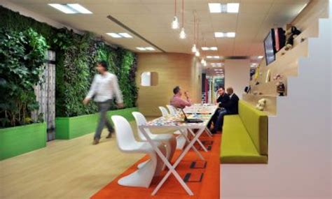 cheil head office client breakout area interior designers