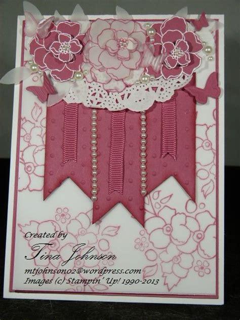 cased farewell card my handmade cards