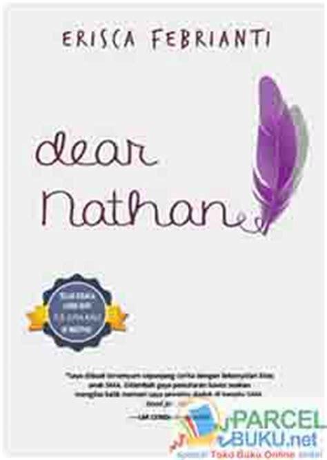 Dear Nathan Edisi Cover dear nathan toko buku diskon spesial anda parcelbuku net