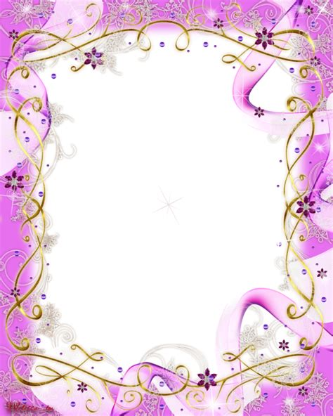 printable star picture frame frame pink baw and swirls png by melissa tm on deviantart