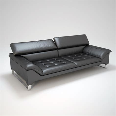 3d couch i3dbox roche bobois synopsis sofa 3d