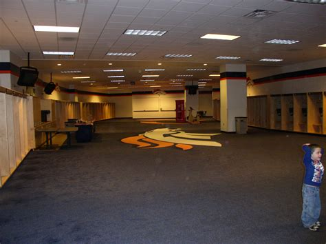 Broncos Locker Room by Inside The Locker Room Hangin With The Boys