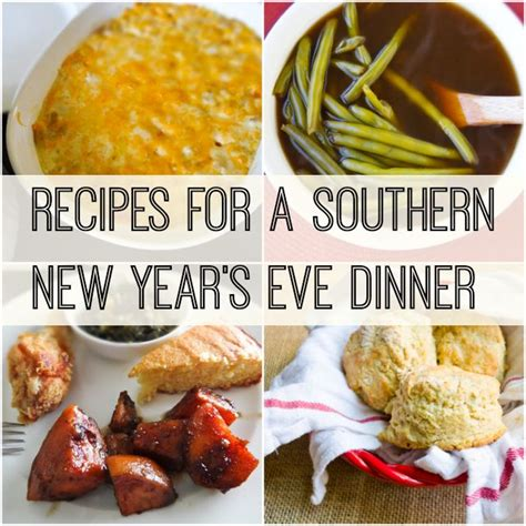 new year recipe recipes for southern new year s recipes for new